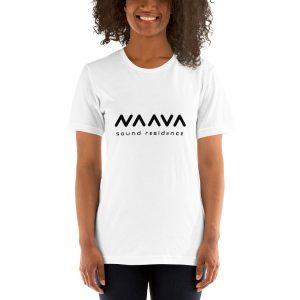 T-Shirt 'NAAVA SOUND RESIDENCE' – Damen